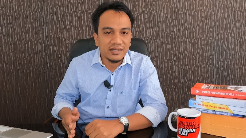 Terkait Seleksi Sekretaris KIP Kabupaten/Kota, Tudingan Teuku Kemal Fasya Tidak Benar