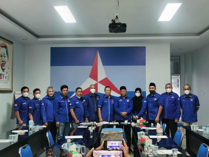 10 DPC Daftar Nova Untuk Maju DPD Demokrat Aceh di Musda V