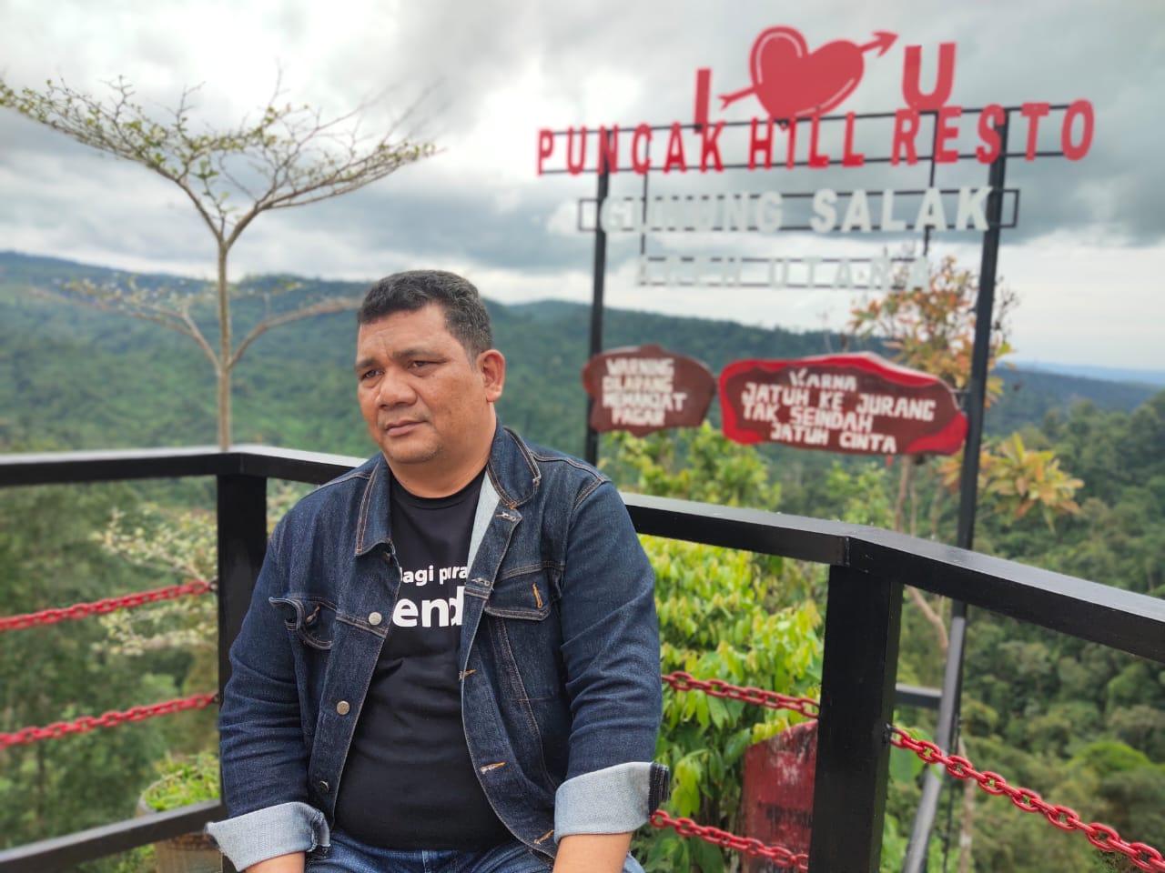 Suburhan Calonkan Diri Sebagai Ketua PMI Banda Aceh Periode 2021-2026