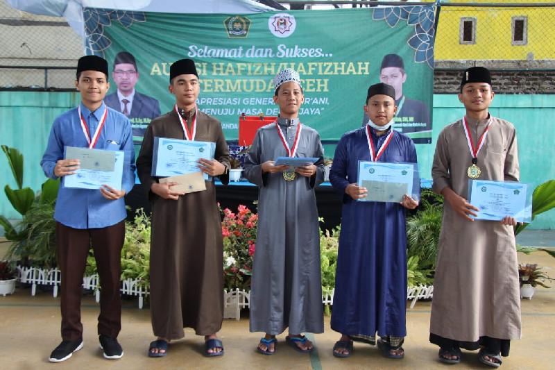 Seleksi Calon Imam Masjid UEA, 8 Hafiz Aceh Lolos Tahap Awal