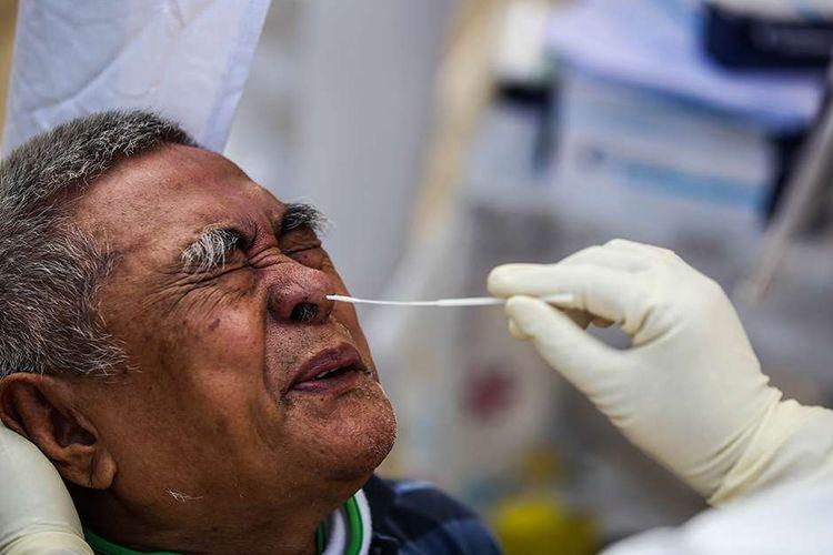 Masyarakat Aceh Bisa Swab PCR Gratis di Lab Dinkes Aceh