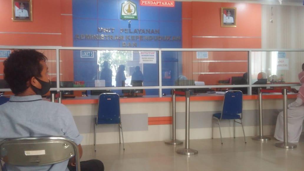 Dua Pejabat Dimutasi Tanpa Izin Mendagri, Layanan di Disdukcapil Aceh Tamiang Hanya Bisa Input Berkas