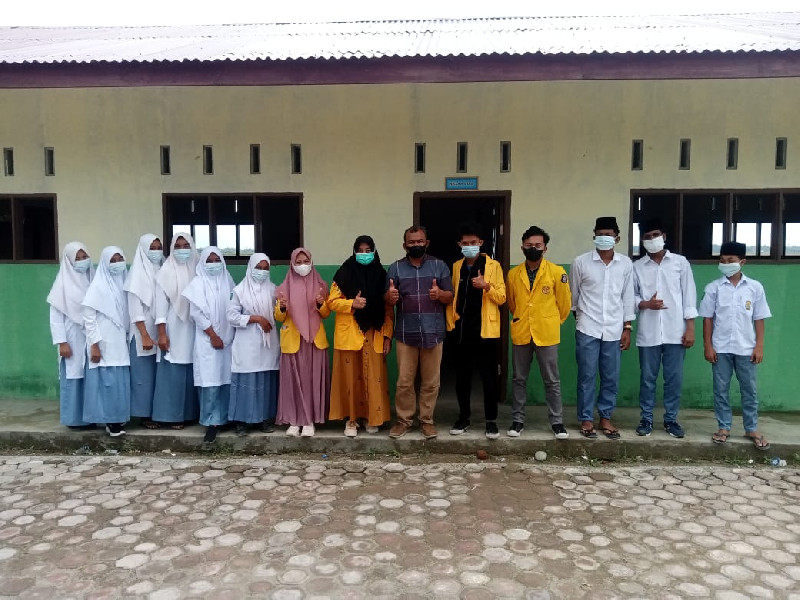 HIMATIK-PNL Luncurkan Program TIK Mengajar di Dayah Bustanussa'adah