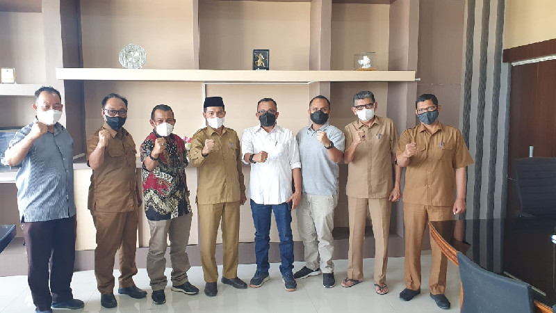 Asosiasi Industri Ikan Temui DKP Aceh, Bahas Rencana Kesejahteraan Nelayan