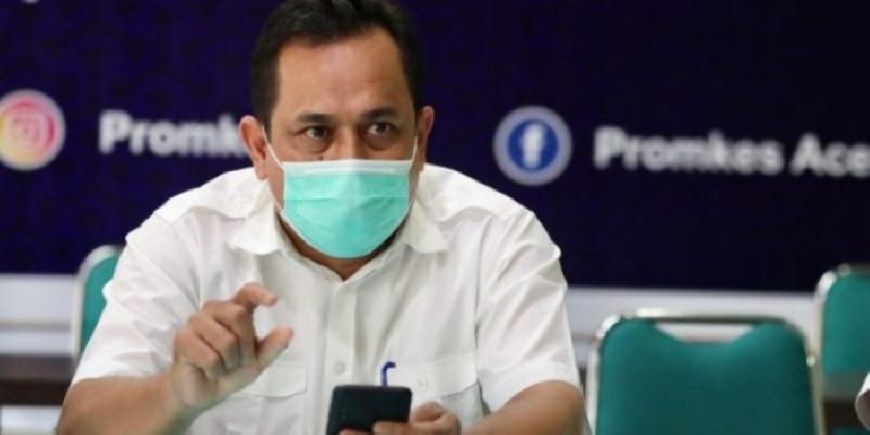 Vaksin Sinovac Terbuang di Agara, Ini Penjelasan Kepala Dinkes Aceh