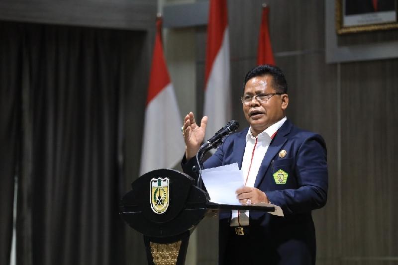 Target Juara Umum PORA 2022, Aminullah Dukung Penuh KONI Banda Aceh Berprestasi