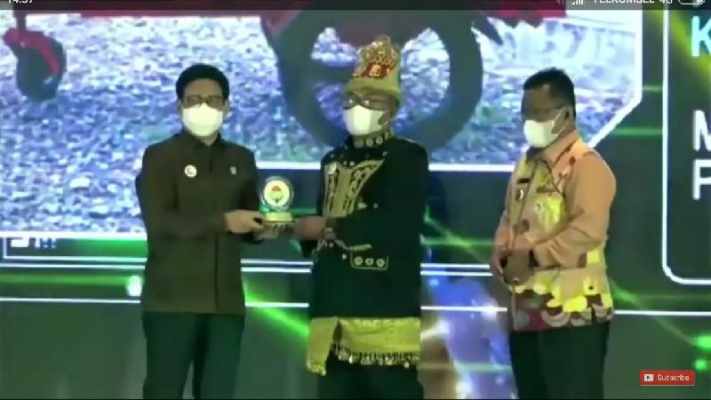 Berkat Mesin Pres Jerami Portabel, Banda Aceh Raih Juara Nasional Inovasi TTG