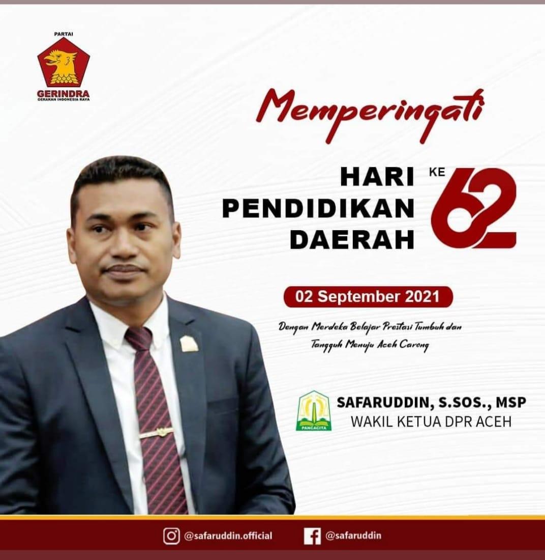 safaruddin DPRA