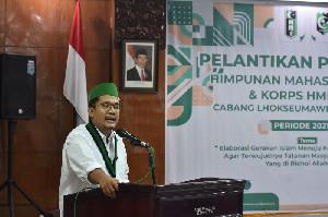 Limbah Masker di Aceh, Ketum HMI Lhokseumawe: Pemerintah Ambil Kebijakan Serius