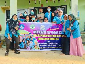 Mahasiswa KKN FKIP UNSAM Sosialisasi Pembuatan Produk Dari Olahan Buah Naga