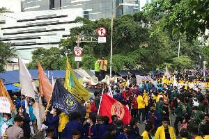 Usai Demo di KPK, Sejumlah Mahasiswa Kena Teror Daring