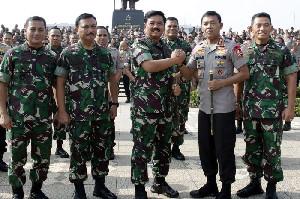 Kalangan TNI-Polri Bisa Jadi Pj Gubernur