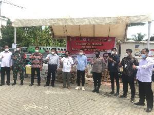 Dirkrimsus Polda Aceh Ajak Masyarakat Untuk Ikut Vaksin Serentak