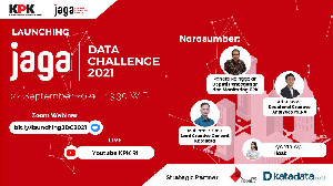KPK Gelar Kompetisi JDC, Ajak Masyarakat Untuk Manfaatkan Data Cegah Korupsi