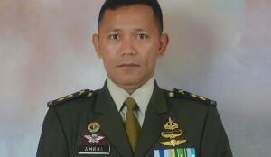 Putra Tamiang Jadi Atase Pertahanan Darat RI di Singapura