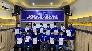 Jelang Musda Demokrat Aceh, Pendukung Muslim Berkumpul di Bireun