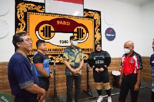 Nova Iriansyah Semangati Nurul Akmal Agar Tampil Maksimal di PON Papua
