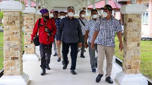 Sekda Aceh Tinjau RSUD Simeulue