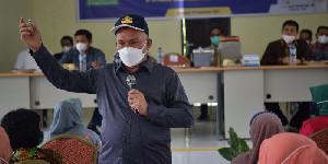 Sosialisasi Percepatan Vaksinasi Siswa, Sekda Aceh: Kunci Suksesnya Pro Aktif dan Koordinasi