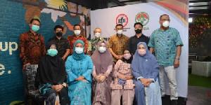 Presiden Jokowi Beri Tanda Jasa dan Tanda Kehormatan Kepada Empat Dokter Aceh