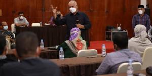 Sekda Aceh Sampaikan Pesan Pentingnya Vaksinasi di Sabang