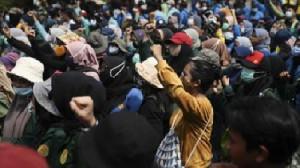 Ultimatum Tak Digubris Presiden, BEM SI Demo Depan KPK