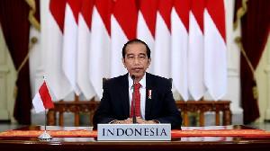 Hasil Survei, Kepuasan Kinerja Jokowi Turun Sejak 2019