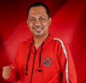 Ketua PDIP Aceh Jelaskan Kelebihan Masuk Partai