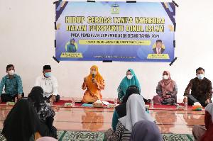 Ketua PKK Aceh Besar: Hidup Tanpa Narkoba Modal Utama Membentuk Gammawar
