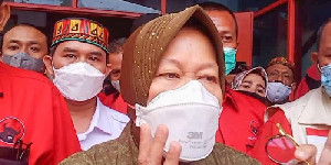 Kunjungi DPD PDIP Aceh, Mensos Risma: Bagai Pertemuan Ibu dan Anak