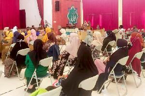 Danramil Ingin Jaya Ajak Wali Murid Sukseskan Serbuan Vaksinasi