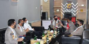 Kapolda Aceh Perintahkan Anggotanya Tindak Tegas Bandar Narkoba