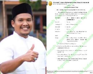 Sekda Agara Layak di Proses Hukum, Kajati Aceh Harus Tindak Lanjuti