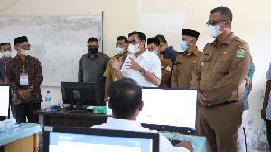 Kadisdik Aceh Tinjau Pelaksanaan Seleksi PPPK di Sejumlah Daerah