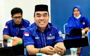 Arif Fadillah: Jika Muslim Terpilih, Semoga Membawa Demokrat Aceh Lebih Baik