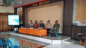 Gampong Benteng Gelar Pemilu BKM, Keuchik Harap Nama Desanya Menggema Seantero Aceh