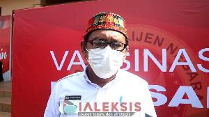 BIN Aceh Bersama Pemkab Aceh Besar Laksanakan Vaksin Massal di Garot