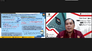 KPK Dorong Optimalisasi Siswaskeudes dan Peran Inspektorat Awasi Keuangan Desa