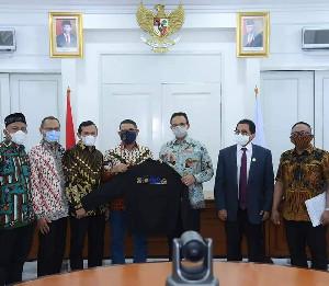 Forbes Aceh Beri Apresiasi ke Gubernur DKI Atas Pemugaran Makam Raja Aceh