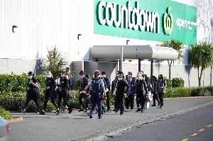 PM Selandia Baru: Kekerasan di Supermarket Countdown Serangan Teroris