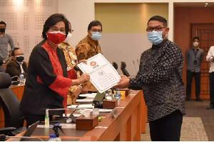 Nasir Djamil Ingatkan Kondisi Keuangan Negara di Depan Sri Mulyani