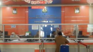 Imbas Mutasi, Layanan di Dinas Dukcapil Aceh Tamiang Dibekukan Kemendagri