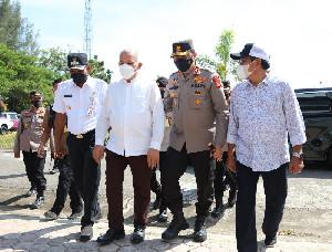 Dukung Disdik Aceh Vaksinasi Siswa, Kapolda: Semua Pihak Harus Terlibat Perangi Covid-19
