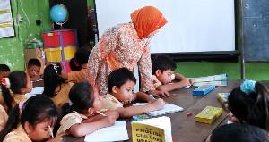 Mulai Senin, 1.509 Sekolah Siap Gelar Belajar Tatap Muka