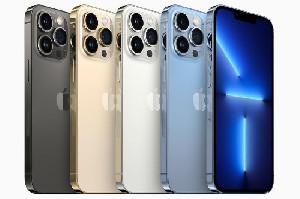 Ini Harga  iPhone 13, Silakan Cek