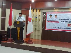 Sejak 3 Tahun Terakhir, PMI Aceh Tak Dapat Bantuan Pemerintah Lewat APBA