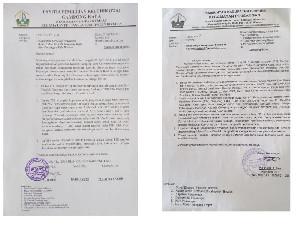 P2K Gampong Kapa Saling Balas Surat dengan Camat, Pemilihan Keuchik Belum Ada Kepastian