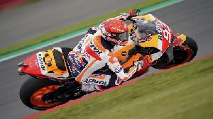 Marquez Tercepat Hasil FP1 MotoGP Aragon
