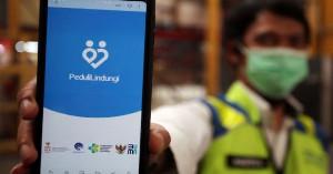 Mulai Oktober, Fitur PeduliLindungi Dapat Diakses di Sejumlah Aplikasi Lain