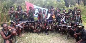 Tembak Mati Anggota Brimob, KKB Papua Lompat ke Jurang